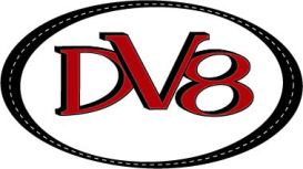 DV8 Sleeve patch