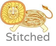 logo for stitched
