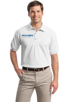 shirt model logo